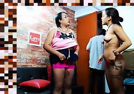 hidden cam thai massage